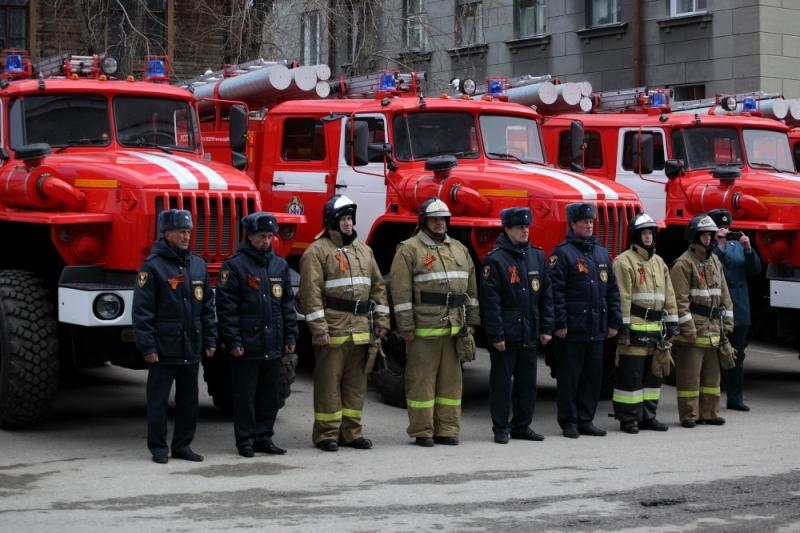 Как отметить День работников пожарной охраны