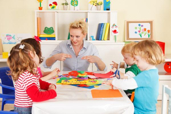 День воспитателя и дошкольных работников