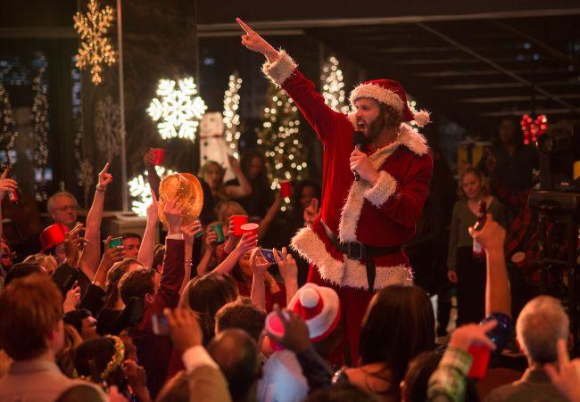 Организация рождественского корпоратива в Москве