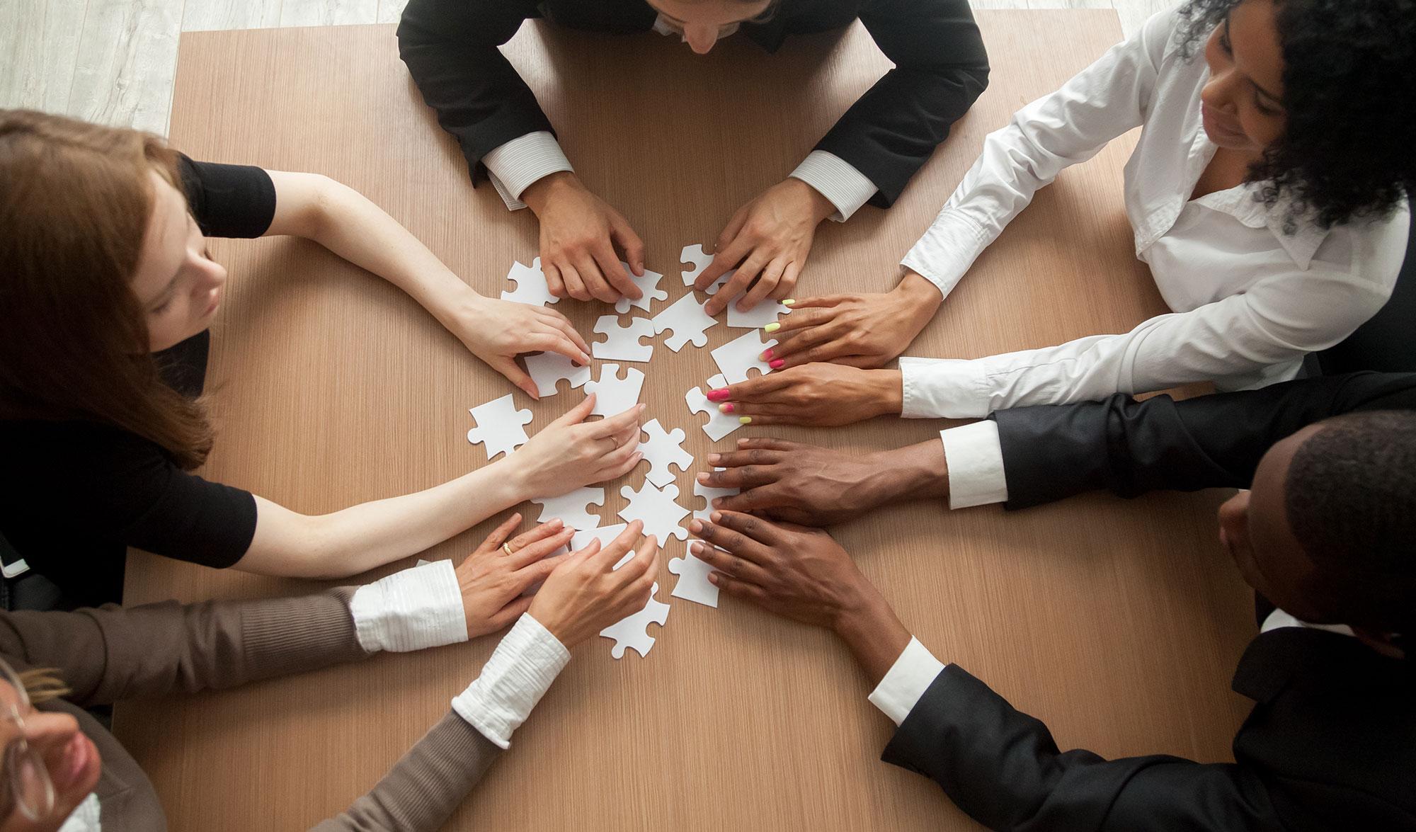 тимбилдинг для большого коллектива