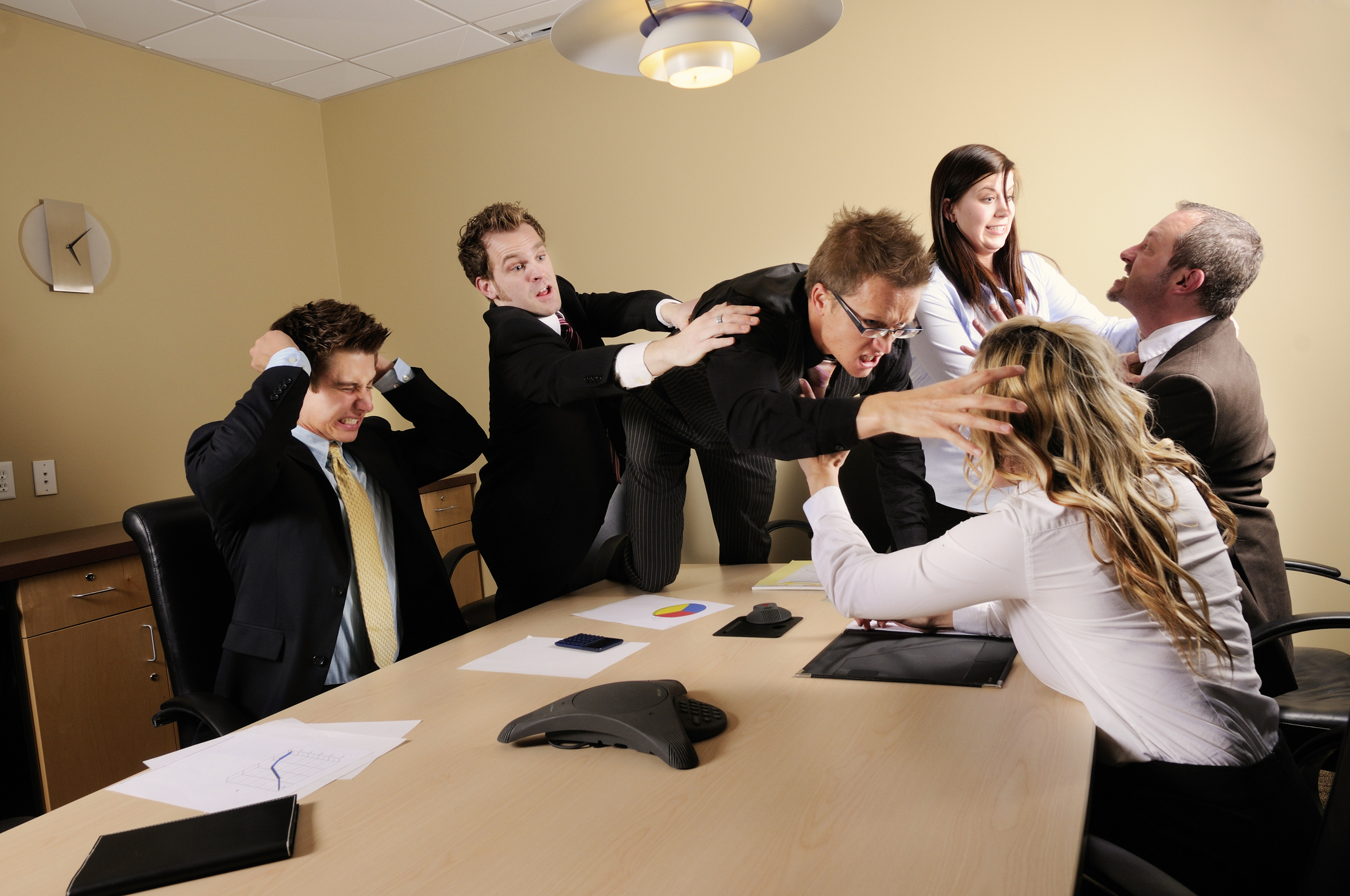 вопросы для сглаживания конфликтов в компании